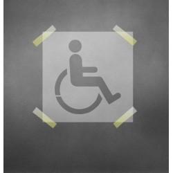 Neįgalusis ženklas -...